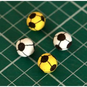 4 Bolinhas Eva Para Futebol De Botão - Leiam O Anuncio