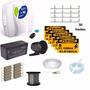 Kit Cerca Elétrica Genno Revolution Control + Kit Instalação