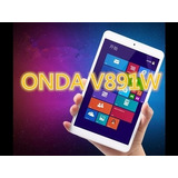 Tablet Onda V891w Dual 8.9 Pulgadas 2gb 64gb 5.0mp Nuevo