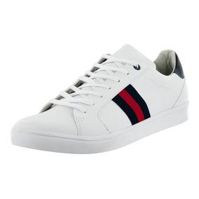 Tenis Casual Hombre Caballero Blanco Calzado Dorothy Gaynor