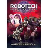 Robotech Macross Love Live Alive El Amor Sigue Vivo Dvd