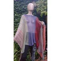 4 Sweater Remera Blusa Tejida X Mayor Tunica Hasta Xxxl $300