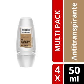 Axe Desodorante Antitraspirante Bolilla Signature 50ml X4uds