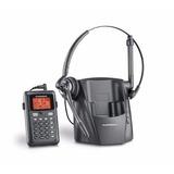 Telefone Telemarketing Headset Sem Fio Ct14 Plantronics