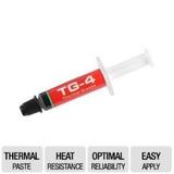 Pasta Termica Thermaltake Tg4 Thermaltake Cl-o001-grosgm-a
