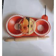 Molde Para Arepa De Huevo Con Mini Rodillo