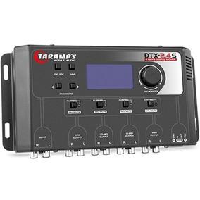 Crossover Automotivo Taramps Dtx 2.4s 4 Vias Digital