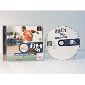 Fifa 99 Japonês P/ Ps1