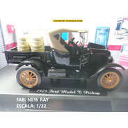 Ford Modelo T 1925, A Escala 1/32
