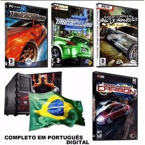 Need For Speed Underground Pc Completos