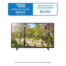 Pantalla Lg 49 4k Smart Tv Mod 49uj6200 Sellada 1 Año Garant