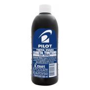 Tinta Para Caneta Tinteiro Pilot Azul 500ml = Parker Jinhao