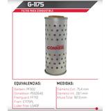 Filtro De Combustible Gonher Para Maquinaria Pesada