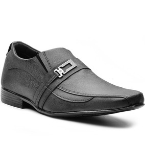Sapato Social Masculino Kit Com 2 Pares Frete Gratis