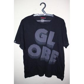 Camiseta Globe B sica Skate Girl - Camisetas e Blusas no Mercado ... d1f2072356b16