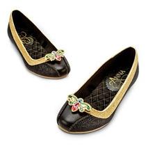 Disfraz Zapatos Del Traje De Coronación Disney Store Congel