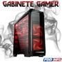 Gabinete Gamer Bluecase Bg-024 Usb 3.0 Comp/ Water Cooler
