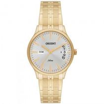 Relógio Orient Fgss2003 S1kx Feminino Dourado - Refinado