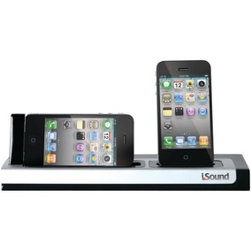 Carregador Base Carregadora Para Iphone E Ipod - Original