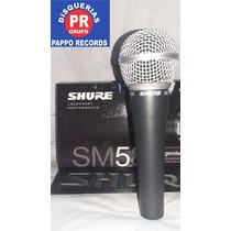 Microfono Shure Sm 58 Chino Nuevo En Caja