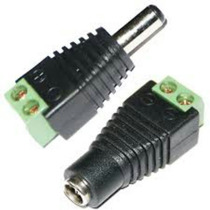 Conector De Corriente Plug Dc