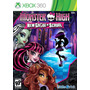 Monster High: New Ghoul In School - Xbox360