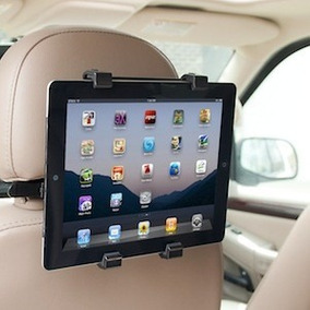 Suporte Veicular Universal Encosto Banco Tablet Ipad Galaxy