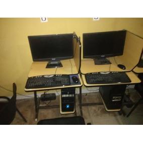Vendo Computadoras Completas Core 2 Duo Con Pantalla Plana