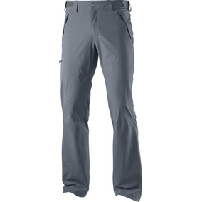 Pantalon Masculino Salomon - Wayfarer Pant M Gris - Hiking