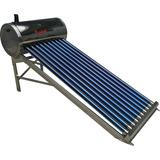 Calentador Solar De 120 Litros Acero Inox. Promocion