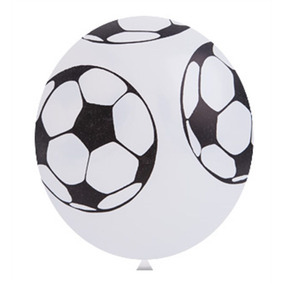 835c805b4c Balão Bola De Futebol - Balões De Látex no Mercado Livre Brasil