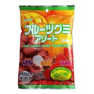Gomitas De Sabores Kasugai Fruits Assortment Japonesas
