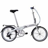 Bike Dobrável Biceco Alloy Powered By Dahon Urban