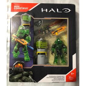 Mega Construx Halo Overshield Power Pack 32 Pzs