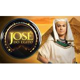 Minissérie José Do Egito Completa Em Dvd - Frete Grátis!