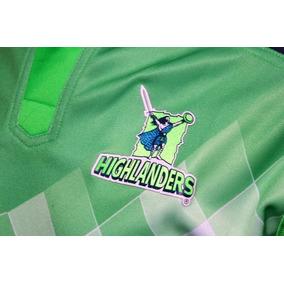 Camiseta Higlhanders adidas Super Rugby