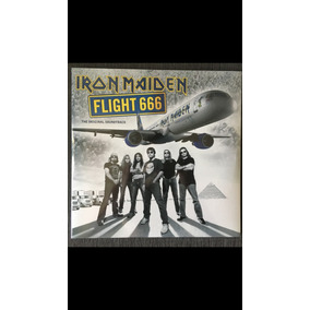 Iron Maiden- Vinil Lp - Flight 666 - Lacrado- Pronta Entrega