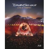 David Gilmour Live At Pompeii Blu-ray Importado Nuevo
