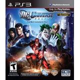 Jogo Dc Universe Online Playstation 3 Ps3 Pronta Entrega