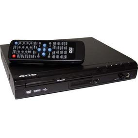 Dvd Cce 540usx + Controle Remoto