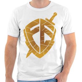 Camiseta, Camisa Escudo Da Fé, André Valadão Góspel