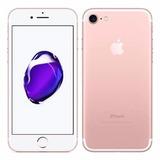 Iphone 7 Apple Rose Gold 128 Gb - Novo - Original - Lacrado
