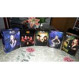Coleção De Dvds Buffy Temporadas 1, 2, 3, 4 E 5 Originais
