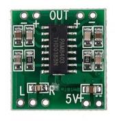 Modulo Amplificador De Audio Stereo Pam8403 Clase D 3w+3w