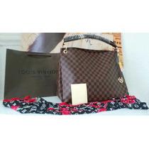 Bolsa Louis Vuitton Modelo Artsy Cartera Y Envio Gratis