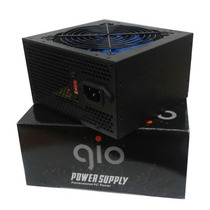 Fuente De Poder Gio Atx 650w 20+4pines Certificadas Fan 12cm