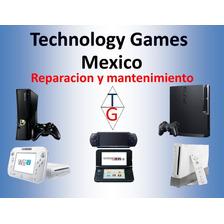 Reparacion De Consolas De Videojuegos, Controles, Accesorios