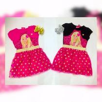 Vestidos Para Niña Barbie
