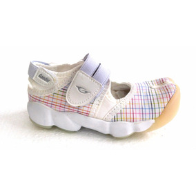 Zapatillas Pezuña Gaelle Fashion Kid Belscram Blanco Nuevo