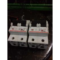 Pastillas O Switch Termomagnetico 80 Amperes 2 Polos Nuevas